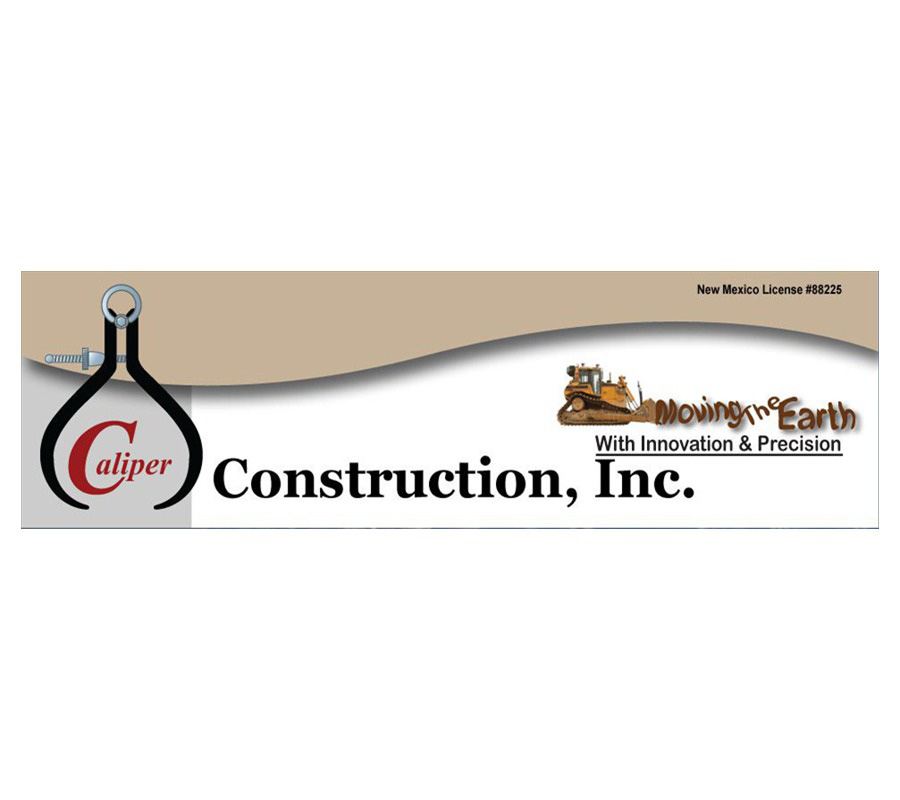Caliper Construction Inc. Logo -