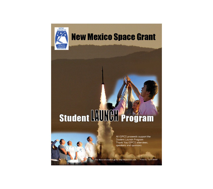 NM Space Grant Magazine Page