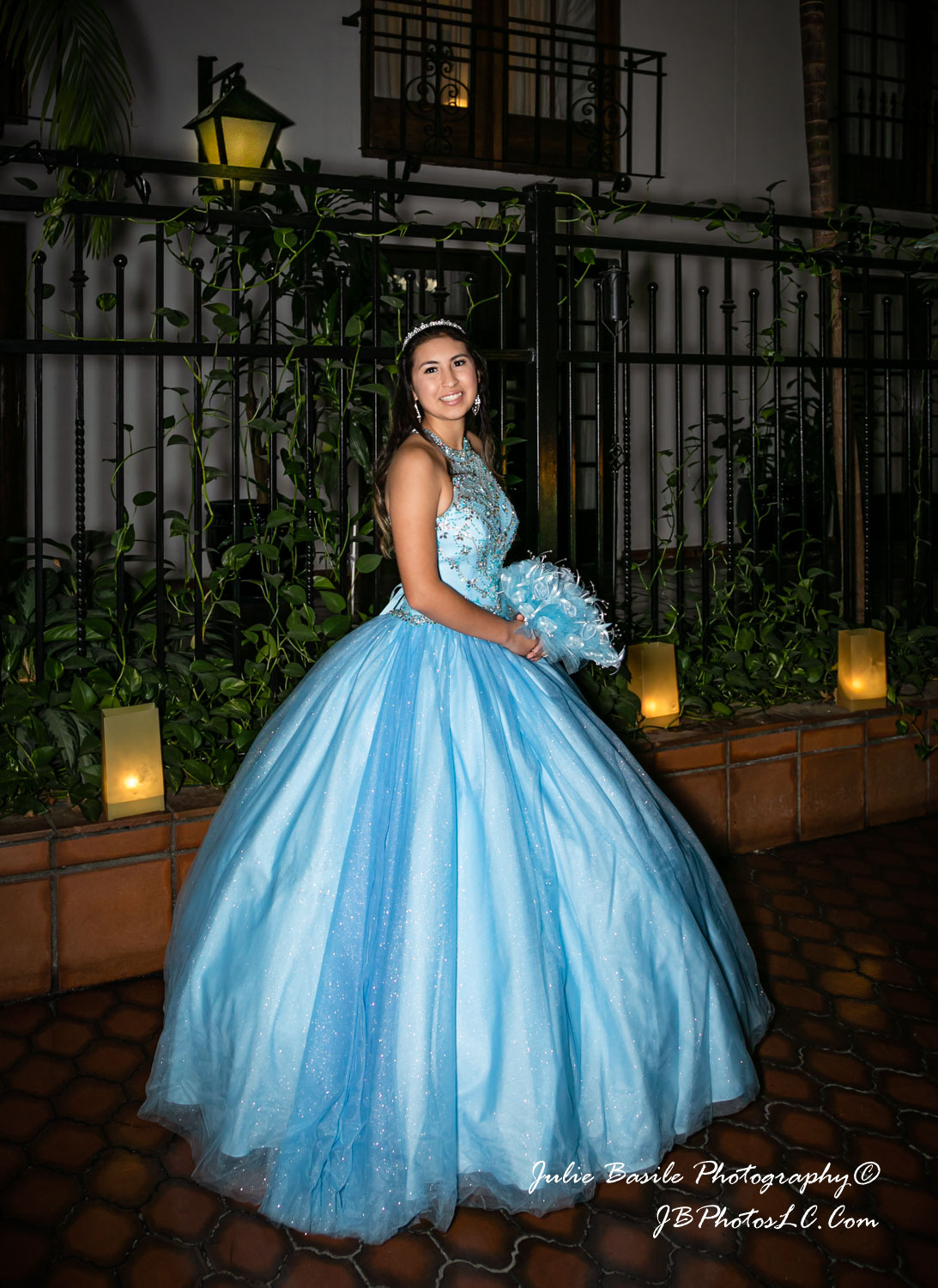 Quinceanera Photoshoot